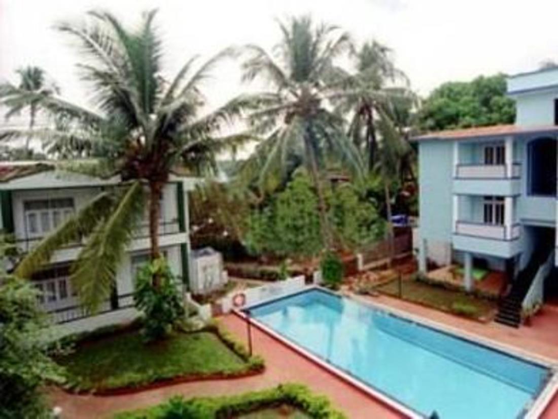 Book Summerville Beach Resort Goa, India : Agoda.com