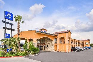 美洲最佳价值酒店-德克萨斯州布达
