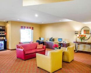 Comfort Suites Wright Patterson Dayton