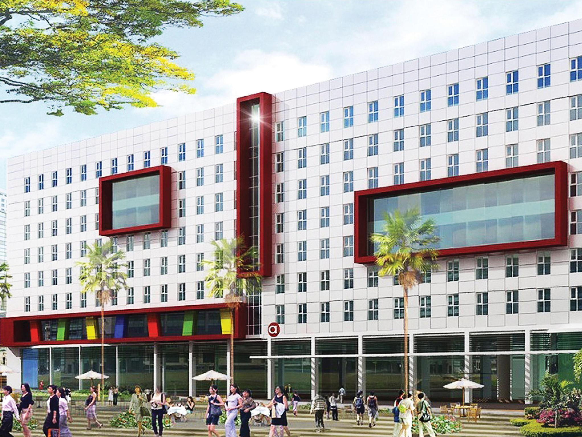 Hotel Amaris Hotel Tangerang - Tangcity Superblok, Jl. Jenderal Sudriman No. 1 - Tangerang