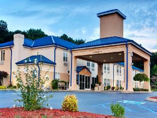Promos Holiday Inn Express Hurricane Mills Waverly