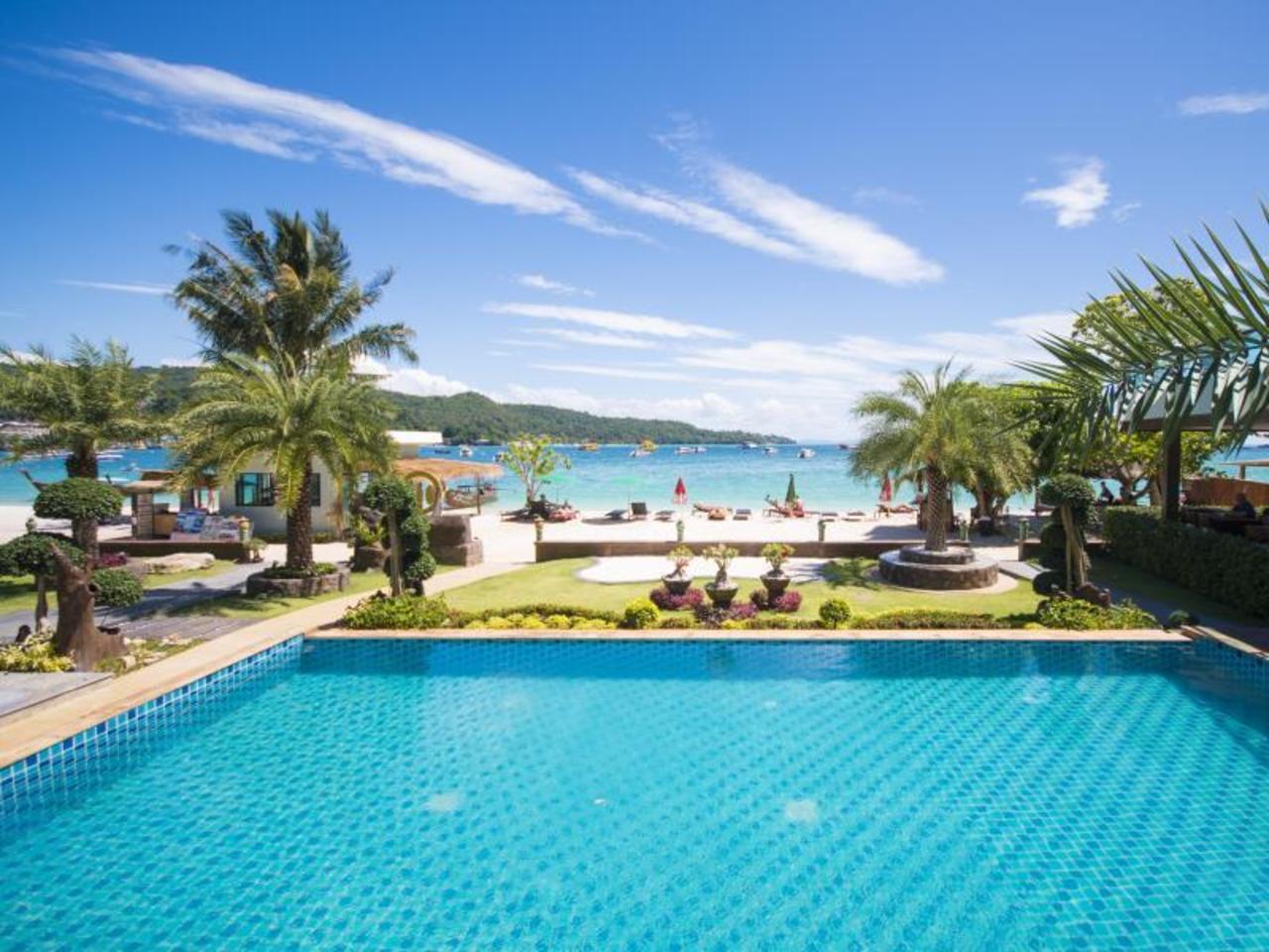 พี พี ไนซ์ บีช โฮเต็ล ฮิป (Phi Phi Nice Beach Hotel Hip)