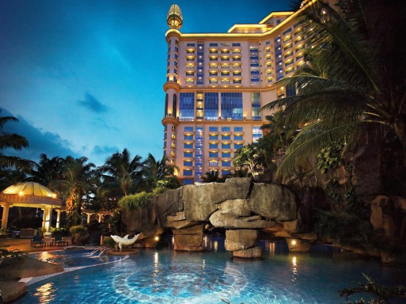 روعة روعة و أفضل فندق بشكل جنوني بندر سان واي كوالالمبور Sunway Resort Hotel & Spa