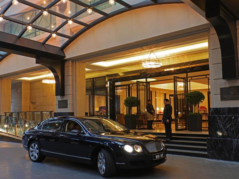 Ritz Carlton Hotel Kuala Lumpur Kuala Lumpur
