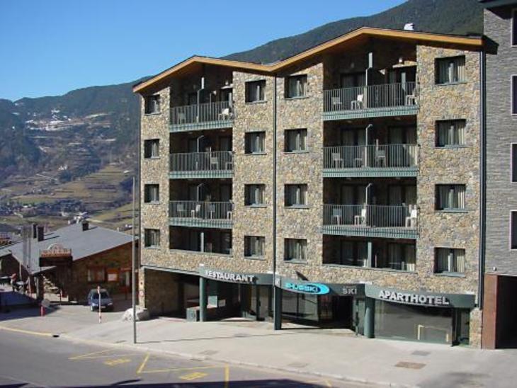 Aparthotel Shusski photo 1