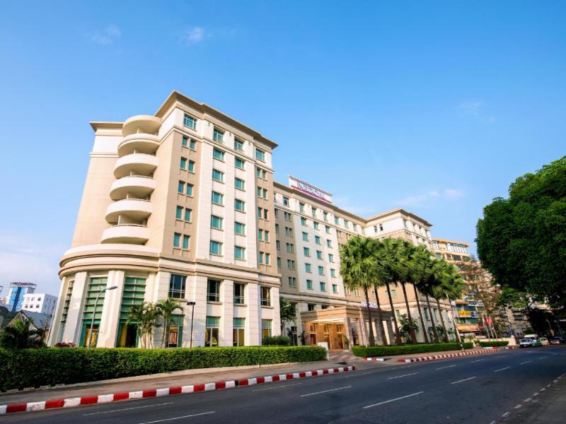 【 ヤンゴン 空室ホテル】PARKROYAL Yangon Hotel(PARKROYAL Yangon Hotel)