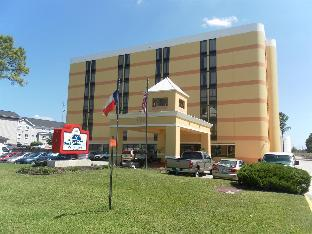 Americas Best Value Inn & Suites Bush Intl Airport W