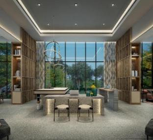 Interior Citadines Rochor Singapore