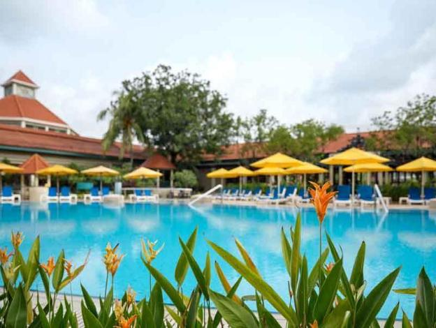 Hotel Jen Tanglin Singapore - Image4