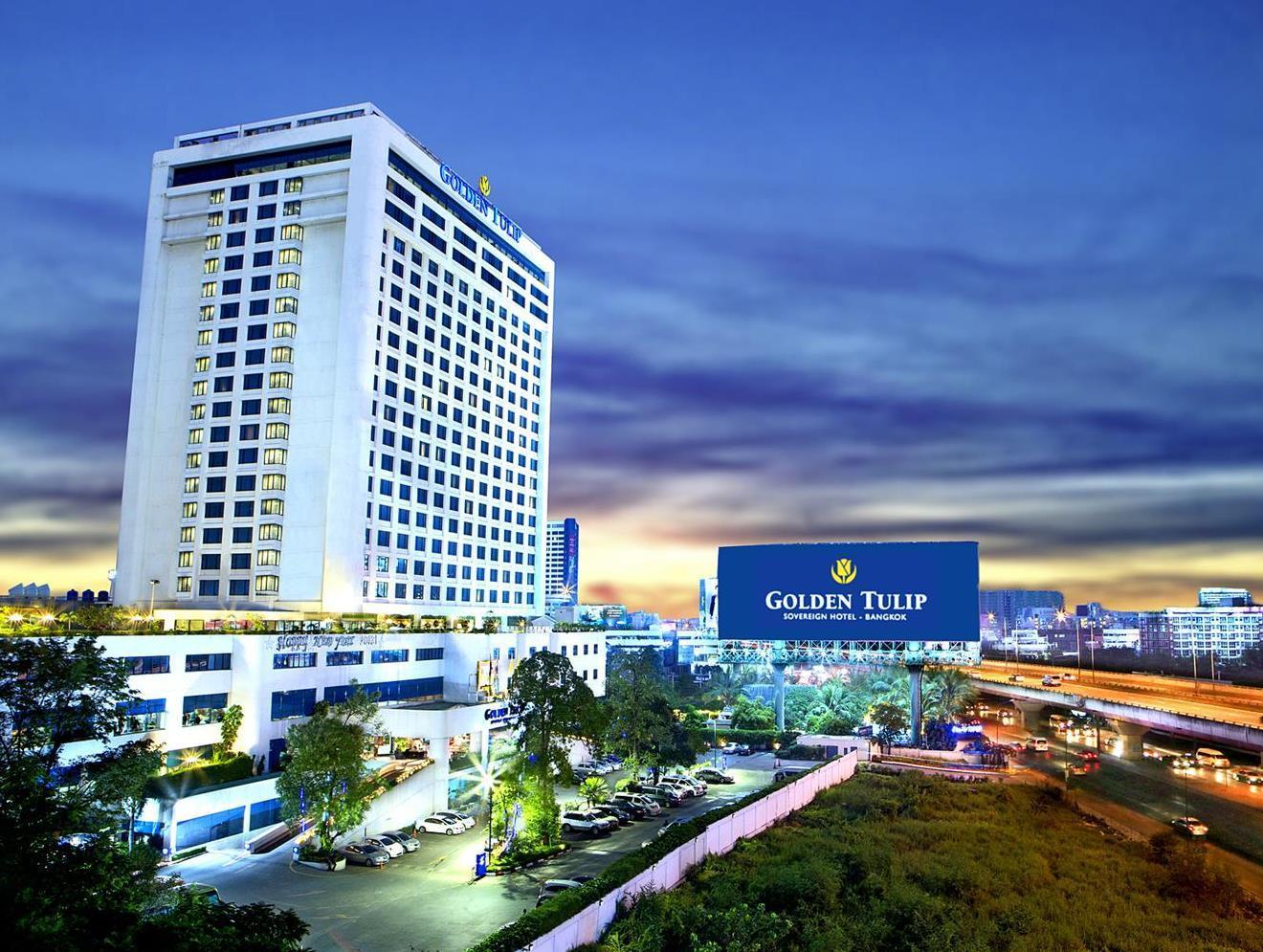 โรงแรมโกลเด้น ทิวลิป ซอฟเฟอรินจ์ กรุงเทพ