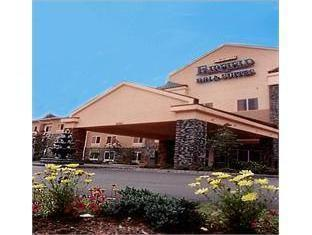 Fairfield Inn And Suites By Marriott Boone Hotel Boone (NC) - Exterior