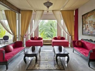 The Mansion Resort Hotel & Spa Bali - Hotellet indefra