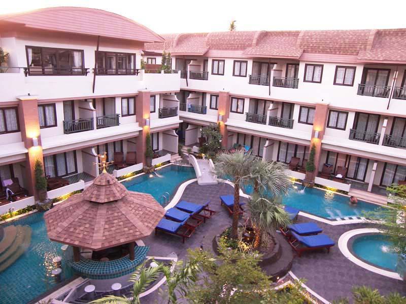 P.P. Palm Tree Resort 皮皮岛棕榈树度假村