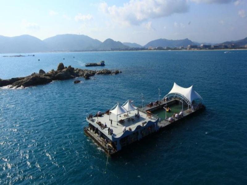 China Hotel Accommodation Cheap | Surroundings