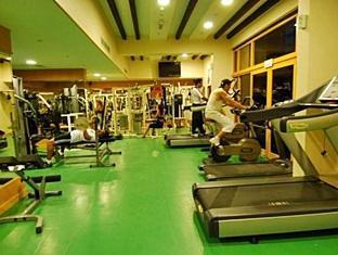 Ramee Baisan Hotel Manama - Fitnessraum
