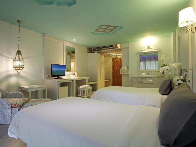 โรงแรม เดอะ เวอร์รันด้า