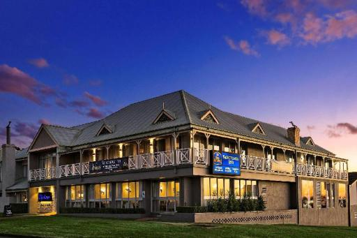 Best Western International Hotel in ➦ Tamworth ➦ accepts PayPal