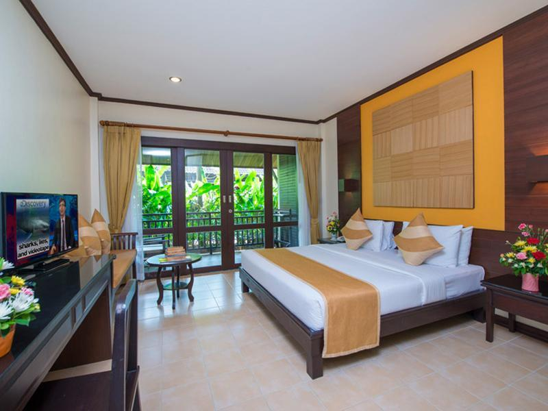 โรงแรมแอม สมุย พาเลส