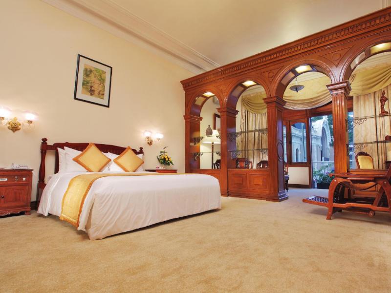 ホテル コンチネンタル サイゴン(Hotel Continental Saigon)