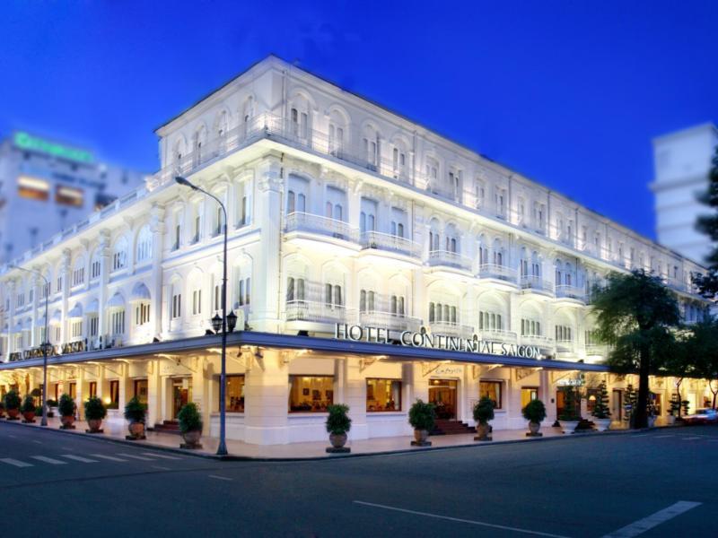 ホテル コンチネンタル サイゴン (Hotel Continental Saigon)