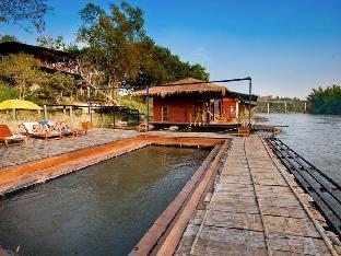 ブティック ラフト リゾート リバー クアイ Boutique Raft Resort River Kwai