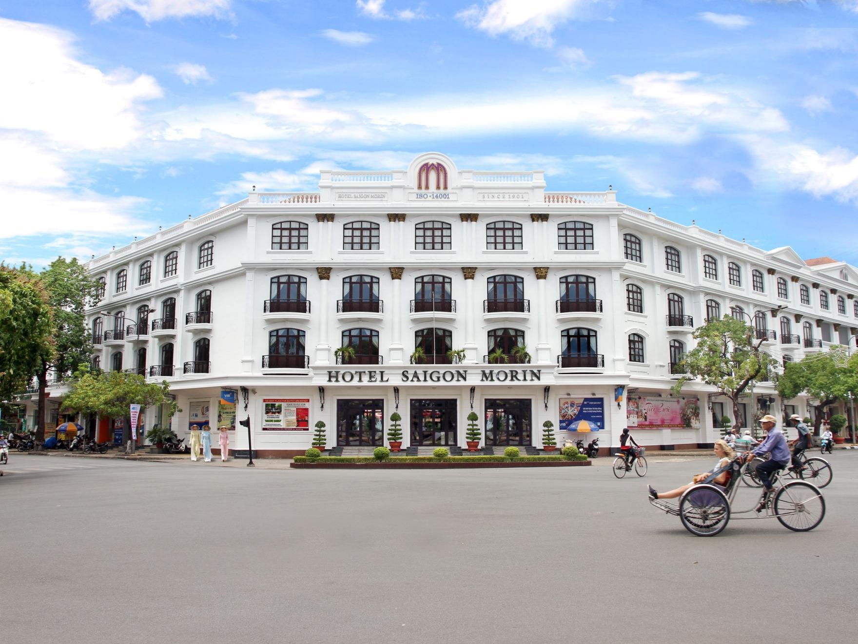 Saigon Morin Hotel Hue