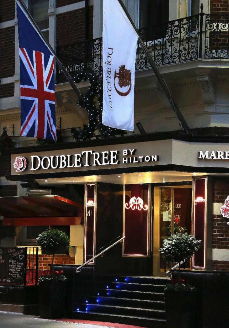 DoubleTree by Hilton London Marble Arch photo 1