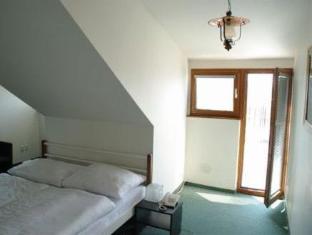 Hotel Musketyr Praag - Gastenkamer