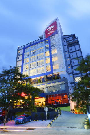 Her Hotel and Trade Center Balikpapan
