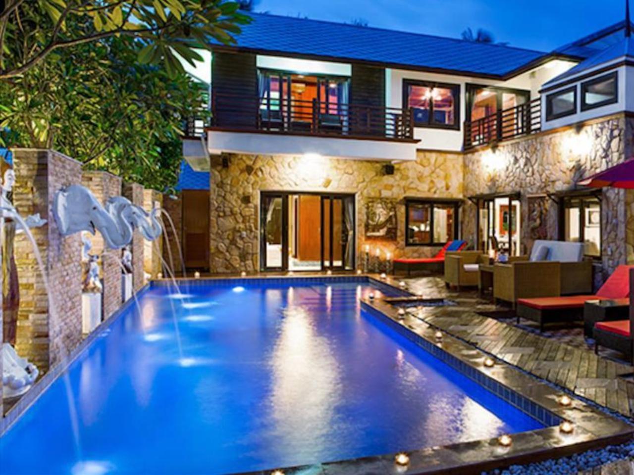 4 เบดรูม ลักซัวรี วิลลา 2 เฉวง (4 Bedroom Luxury Villa 2 Chaweng)