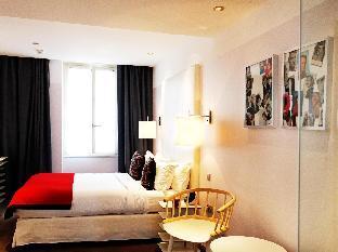 Hotel Le Placide guestroom junior suite
