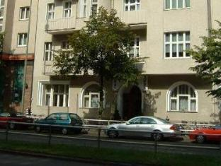 Hotelpension Margrit Berlin - Hotellet indefra