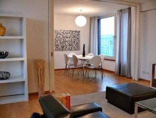 Pfefferbett Apartments Potsdamer Platz 베를린 -  스위트 룸