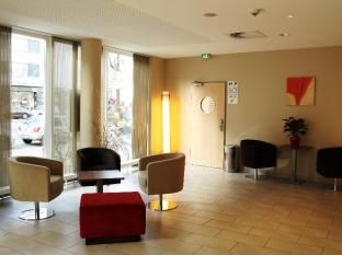 Holiday Inn Express Berlin City Centre West Berlin - Előcsarnok