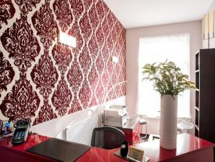 Hotel Residenz Begaswinkel Berlin - Előcsarnok