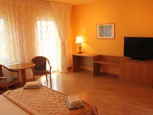 Apartment-Hotel-Dahlem Berlin - Pokój gościnny