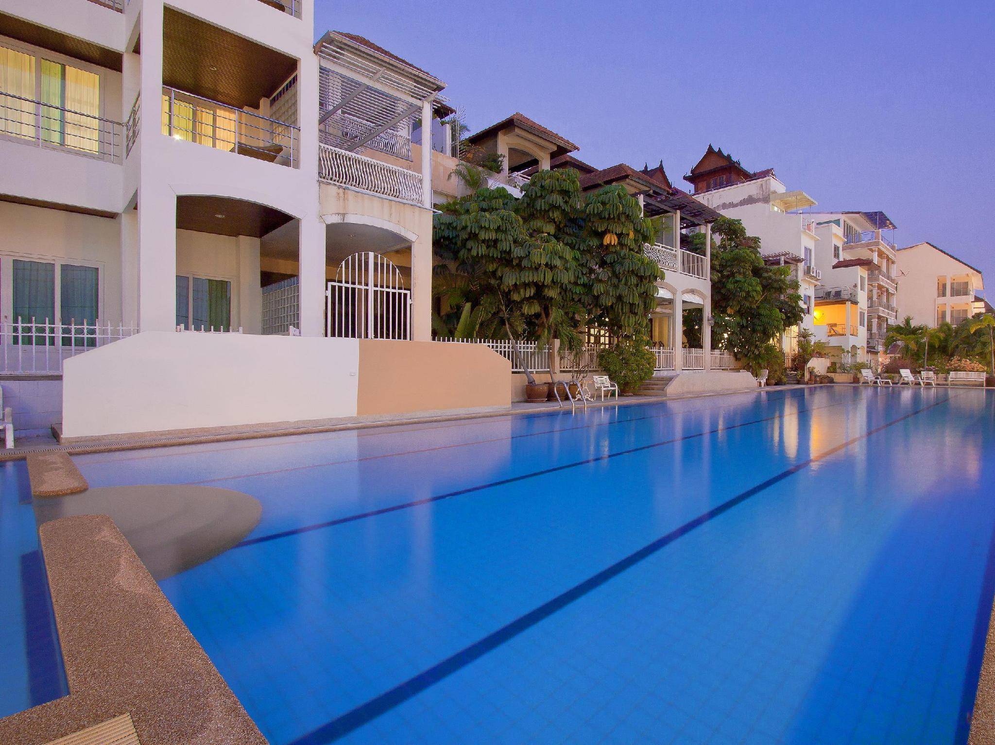 Argyle Apartments Pattaya,อาร์ไกอัล อพาร์ตเมนต์ พัทยา