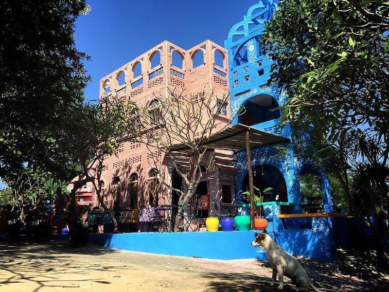 Moroc Home Resort Koh Sichang,โมรอค โฮม รีสอร์ต เกาะสีชัง