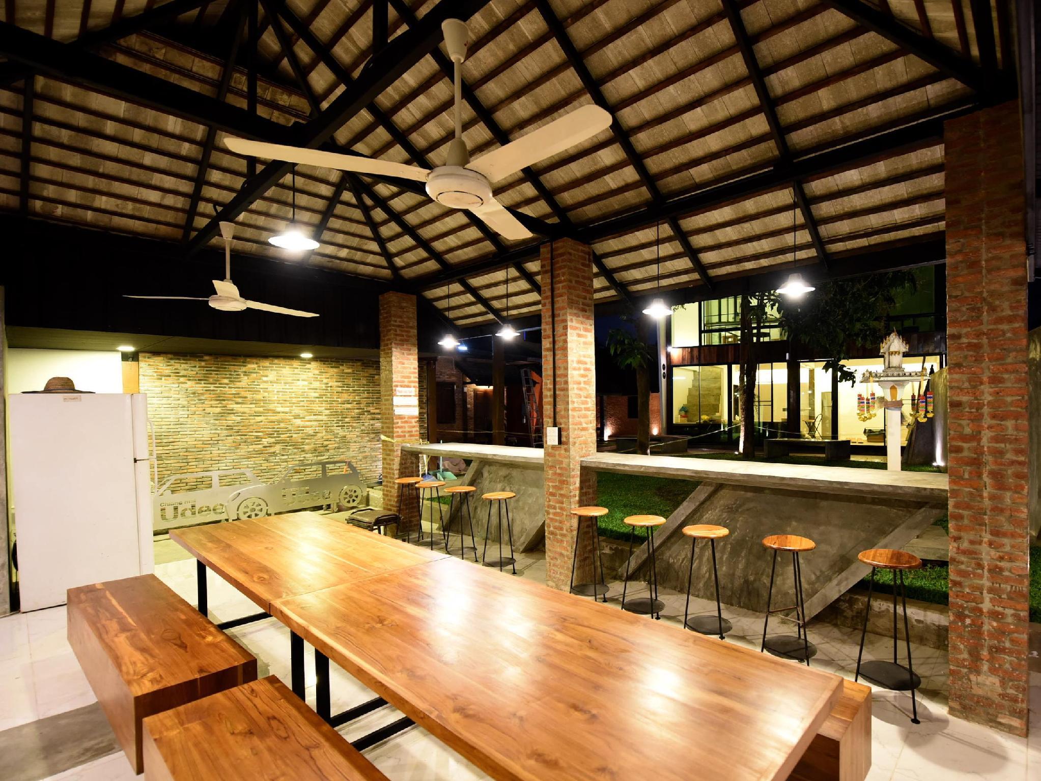 Chiang Mai Udee,เชียงใหม่อยูดี เบดแอนด์เบรคฟาสต์