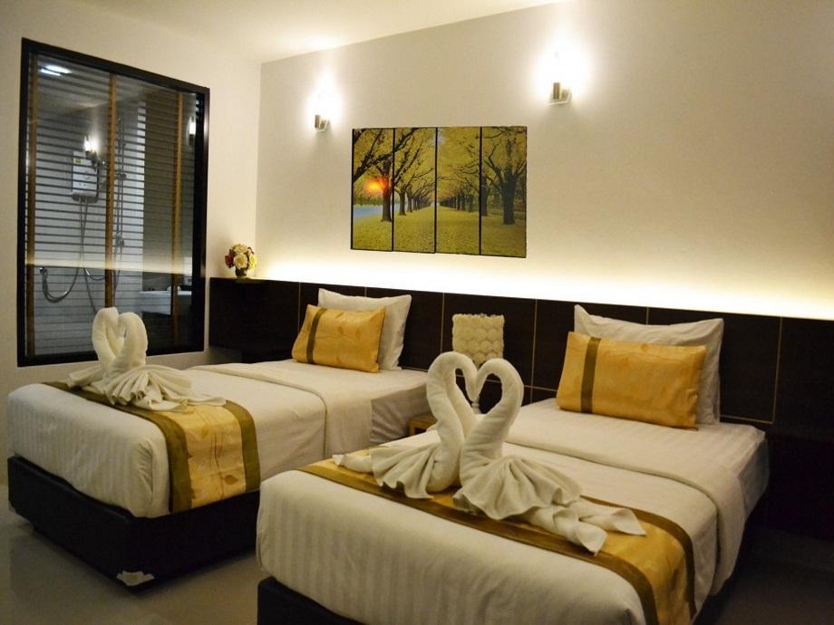 The Convenience Hotel,เดอะ คอนเวนชั่น โฮเต็ล