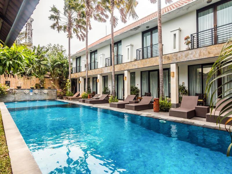 Hotel ZenRooms Denpasar Tohpati - Located in Puri Maharani Boutique Hotel, Jl. By Pas Ngurah Rai Tohpati, Bali 80237, Indonesia - Bali