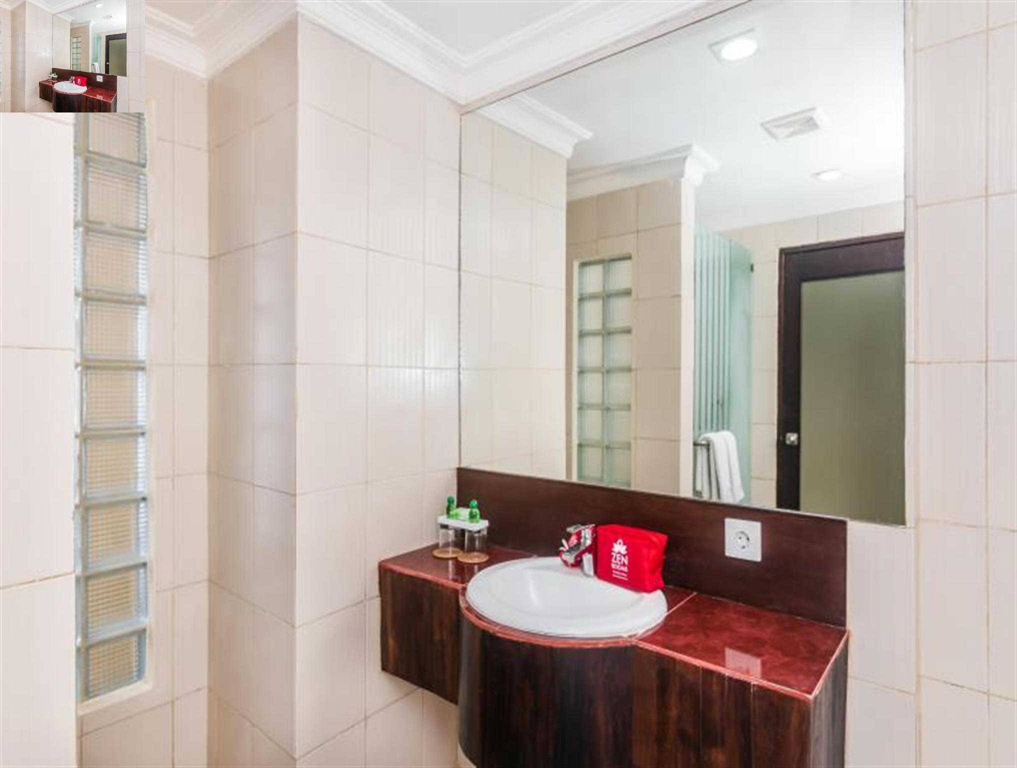 Hotel ZenRooms Legian Melasti - Located in Champlung Mas Hotel, Jl. Lebak Bene Legian, Bali 80361, Indonesia  - Bali
