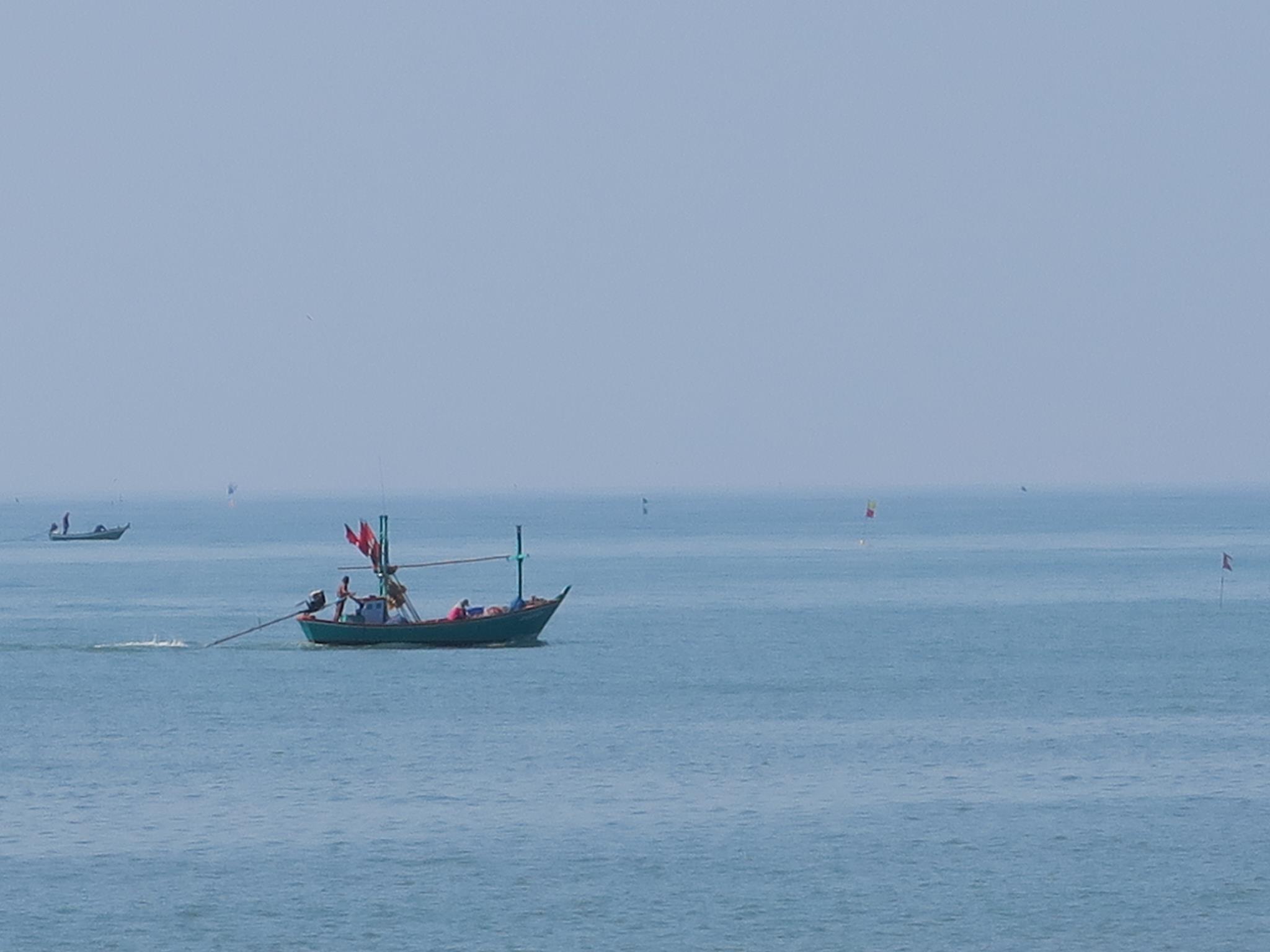 ชมทะเลรีสอร์ท หาดเจ้าสำราญ