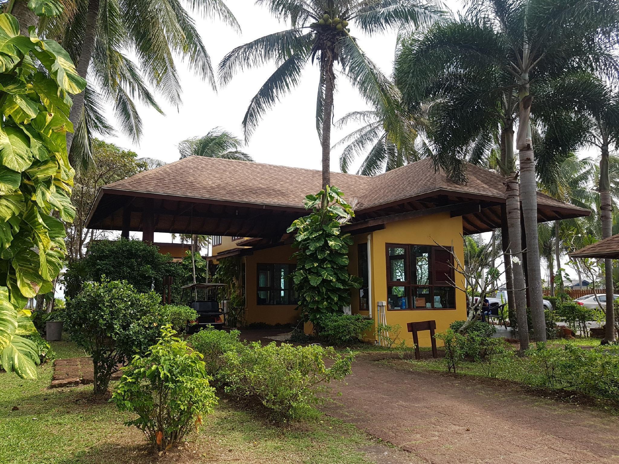 基瑞瓦瑞海滨水疗别墅,Keeree Waree Seaside Villa & Spa