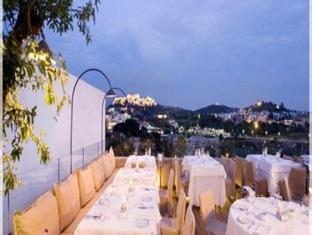 Eridanus Luxury Art Hotel Athens - Restaurant
