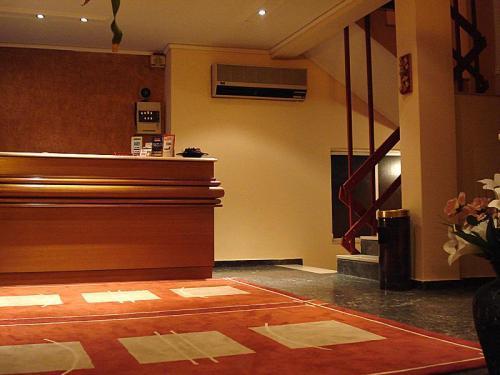 Zappion Hotel – Athens 1