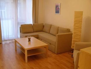 Akacfa Holiday Apartments Budapest - Habitación