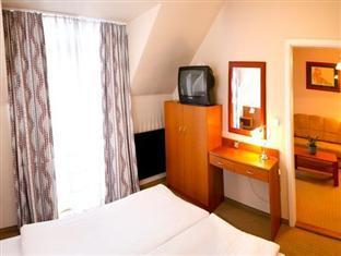 Hotel Luna  Budapest Boedapest - Gastenkamer