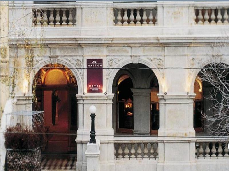 ザ ハットン ホテル