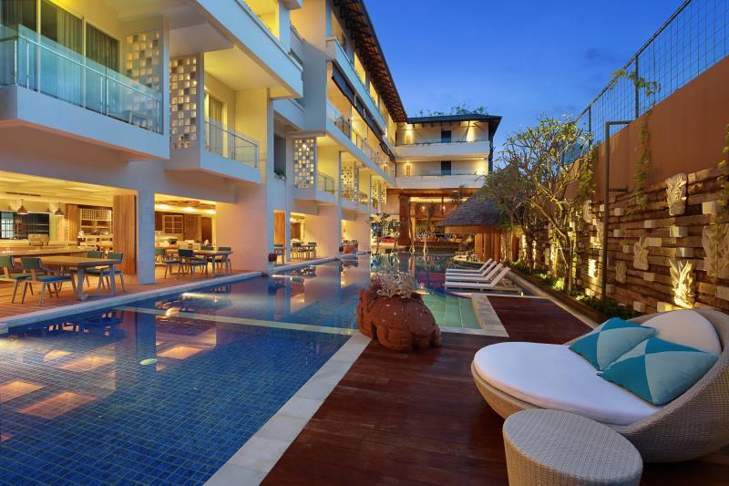 Jimbaran Bay Beach Resort & Spa by Prabhu
